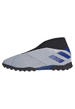 adidas Performance - NEMEZIZ 19.3 TURF BOOTS - Fußballschuh Multinocken - white