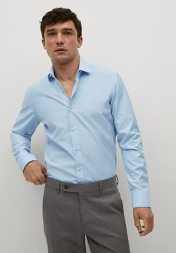 Mango - EMERITOL SLIM FIT  - Businesshemd - himmelblau