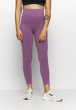 NU-IN - HIGH WAIST COMPRESSION SEAMLESS  - Tights - purple