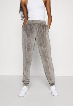ONLY - ONLALVA PANT  - Jogginghose - charcoal gray