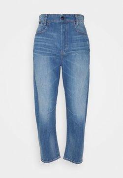 G-Star - C-STAQ 3D BOYFRIEND CROP - Relaxed fit jeans - light-blue-denim