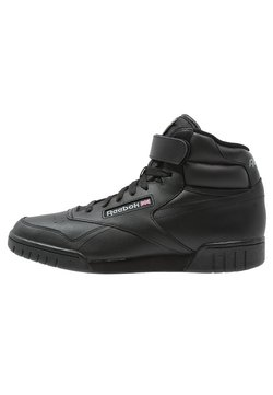 Reebok Classic - EX-O-FIT LEATHER SHOES - Sneaker high - black