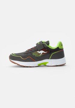 KangaROOS - REMI - Sneakers - steel grey/lime