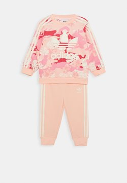adidas Originals - CREW SET - Sweatshirts - light pink