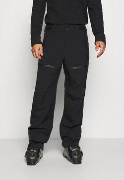 Oakley - LINED SHELL PANT - Pantalon de ski - blackout
