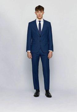 BOSS - Anzug - open blue