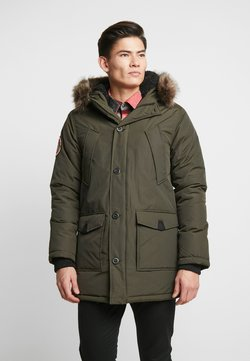 Superdry - EVEREST  - Wintermantel - amy khaki