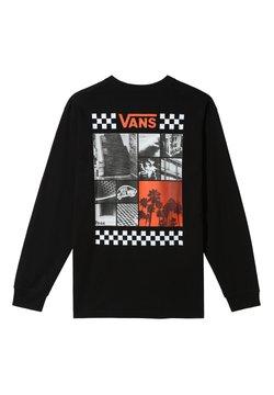 Vans - Printtipaita - black