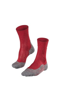 FALKE - TK5 ULTRA LIGHT - Sportsocken - red