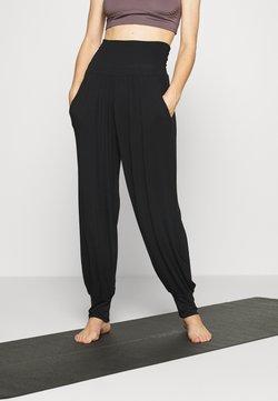 Deha - PANTS - Pantalon de survêtement - black