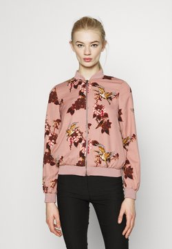 Vero Moda - VMCRANE ZIP  - Bomber Jacket - light pink