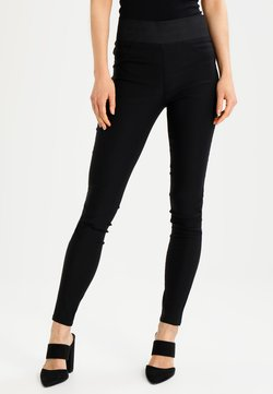 Freequent - SHANTAL POWER - Stoffhose - black