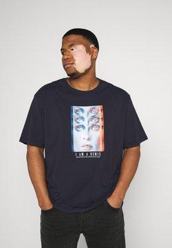Jack´s Sportswear - TEE - T-shirt imprimé - dark navy