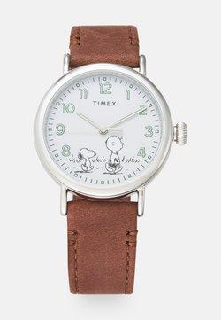 Timex - STANDARD X PEANUTS UNISEX - Montre - brown