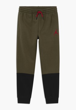 Jordan - JUMPMAN AIR - Jogginghose - khaki