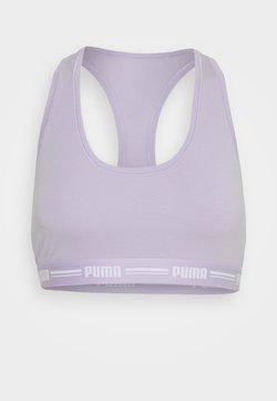 Puma - RACER BACK - Brassière - purple