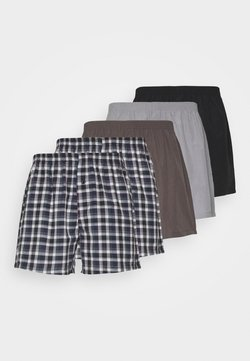 Pier One - 5 PACK - Boxershorts - grey