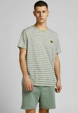 Jack & Jones - T-Shirt print - oil green