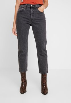 Levi's® - 501® CROP - Straight leg jeans - cabo fade
