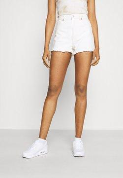 Monki - KELLY - Jeans Short / cowboy shorts - off white