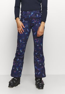 O'Neill - SPELL PANTS - Talvihousut - green/blue