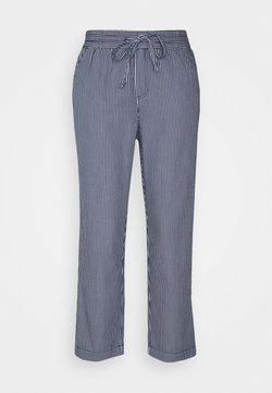 GAP - EASY PANT - Spodnie materiałowe - bold navy
