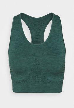 Sweaty Betty - STAMINA WORKOUT BRA  - Sports bra - june bug green