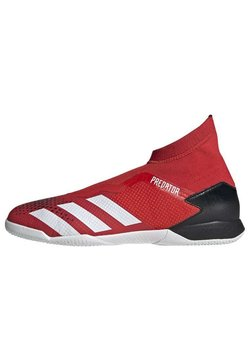 adidas Performance - PREDATOR 20.3 INDOOR BOOTS - Botas de fútbol sin tacos - red