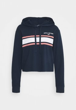 Hollister Co. - Kapuzenpullover - navy