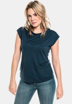 Schöffel - T Shirt Silverdale - T-Shirt basic - - blau