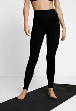 Filippa K - SEAMLESS COMPRESSION LEGGINGS - Tights - black