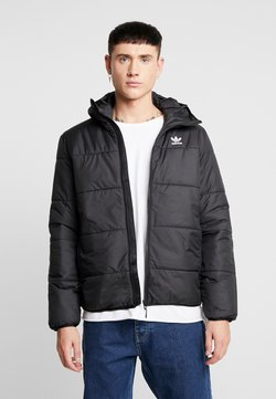 adidas Originals - ADICOLOR THIN PADDED BOMBERJACKET - Winterjacke - black