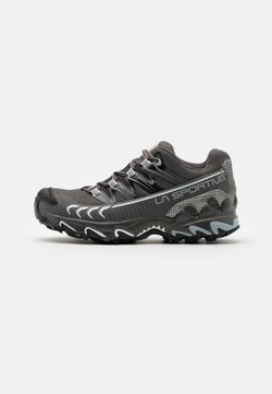 La Sportiva - ULTRA RAPTOR WOMAN GTX - Zapatillas de trail running - carbon/cloud