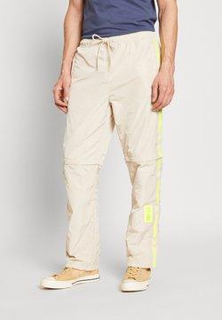 Tommy Hilfiger - UNISEX LEWIS HAMILTPON TRACK PANT - Trousers - grey