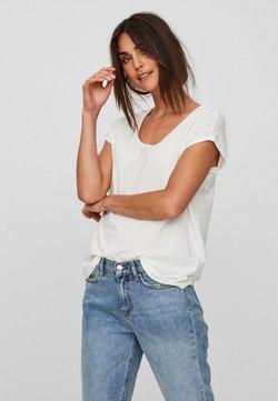 Vero Moda - VMCINA - T-shirt basic - white