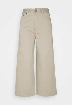 Dr.Denim Petite - AIKO CROPPED - Relaxed fit jeans - cashew