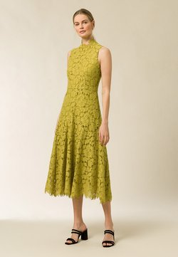 IVY & OAK - Cocktailkleid/festliches Kleid - mustard yellow