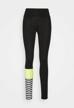 Hey Honey - LEGGINGS SURF STYLE  - Tights - black