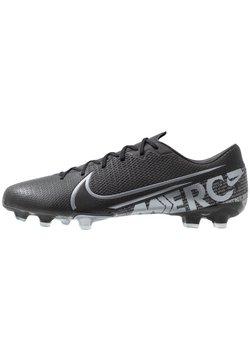Nike Performance - MERCURIAL VAPOR 13 ACADEMY FG/MG - Scarpe da calcetto con tacchetti - black/metallic cool grey/cool grey