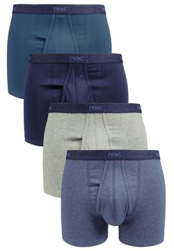 Next - BLUE A-FRONTS FOUR PACK - Shorty - blue