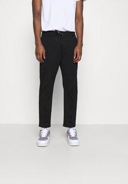 Calvin Klein Jeans - GALFOS MILANO PANT - Jogginghose - black