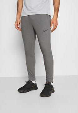 Nike Performance - PANT TAPER - Jogginghose - charcoal heather/black