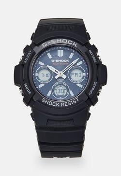 G-SHOCK - Montre à aiguilles - black/blue