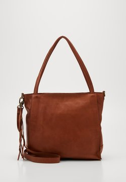 Legend - ROCCA - Shopping Bag - cognac
