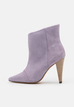 Iro - IMANOL - High Heel Stiefelette - purple