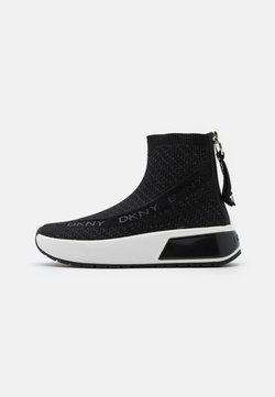 DKNY - DAWSON - Sneaker high - black