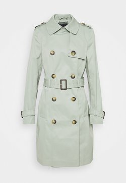 Marks & Spencer London - ESSENTIAL  - Trench - pale apple