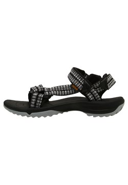 Teva - TERRA LITE - Walking sandals - samba black/multi
