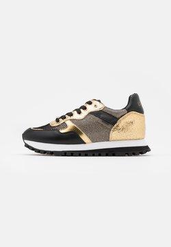 Liu Jo Jeans - Sneakers laag - black/gold