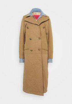 Dondup - Classic coat - camel